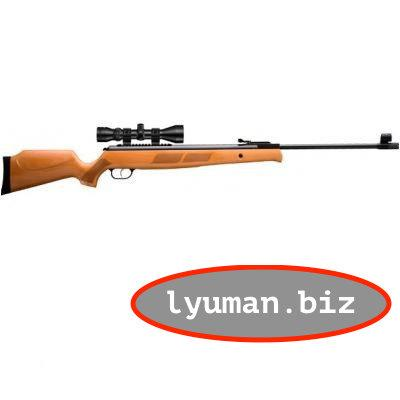 Пневматическая винтовка Artemis GR1600W прицел 3-9*32