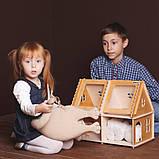 Кукольный домик  Hega тонированый 2эт.  (071), фото 2