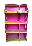 Именной домик-шкаф Hega (090имя), фото 3