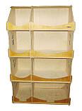 Кукольный домик-шкаф  Hega тонированный (091) , фото 3