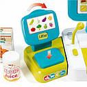 Электронная касса Smoby Toys с терминалом, весами и аксессуарами 350105, фото 3