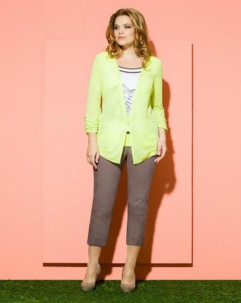Комплект женский блузка-двойка  модель ПА-92121