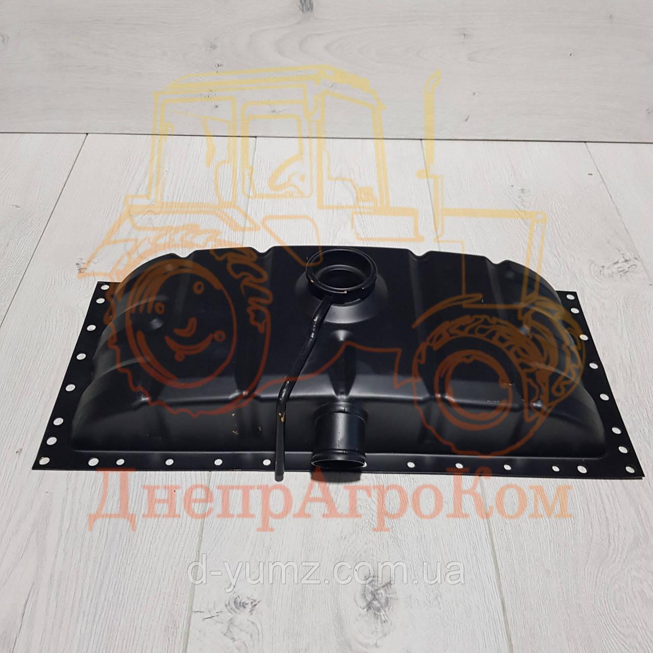 Бачок радиатора ЮМЗ верхний (латунь) | 36-1301050
