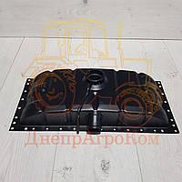 Бачок радиатора ЮМЗ верхний (латунь) | 36-1301050 , фото 1