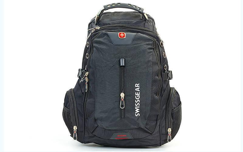 Городской рюкзак Swissgear 1521 черный