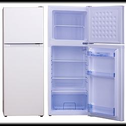 Холодильник 136 л; 97л; 39л - верхняя морозилка; 480х510х1265 ViLgrand V136-127