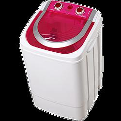 Пральна машина 4,5 кг; однобакова, центрифуга нерж. съемная ViLgrand V145-2570_red