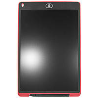 Графический планшет Lesko LCD Writing Tablet 12 Red 2681-9113, КОД: 1074420