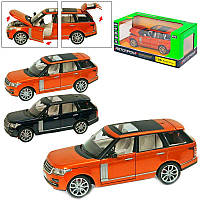 "Машинка металл 68263А "" Range Rover"""