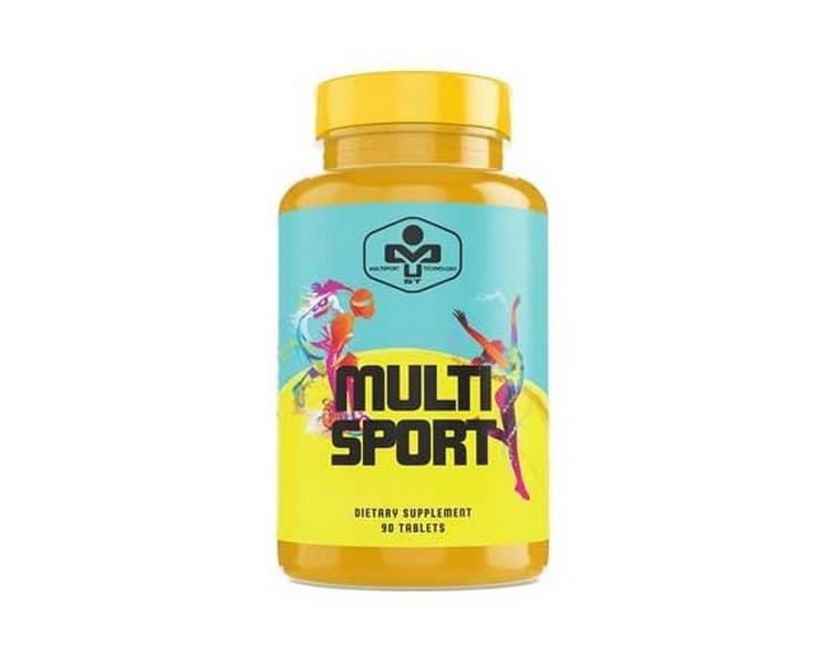 Комплекс витаминов и минералов MUST Multi Sport 90 tab