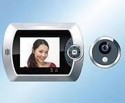 Видеоглазок с дисплеем SH1006