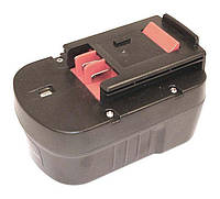 Аккумулятор для шуруповерта BlackDecker A14 1.5Ah 14.4V Черный 436762, КОД: 1098743