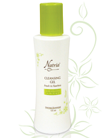 Natria «Fresh and Flawless» Очищающий гель на экстрактах трав с витаминами А, В5, С и Е