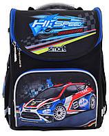 Рюкзак школьный, каркасный 1 Вересня Smart PG-11 Hi Speed