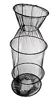 Садок Energofish ET Basic Keepnet 4 кільця 3 секції 5 мм осередок 35х90 см (72090435)
