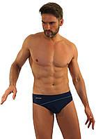 Мужские плавки Sesto Senso 413 L Темно-синие sns0022, КОД: 1093700