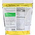 """Сывороточный протеин California GOLD Nutrition, Superfoods """"Zenbu Shake"""" с какао-порошком (585 г), фото 2"""