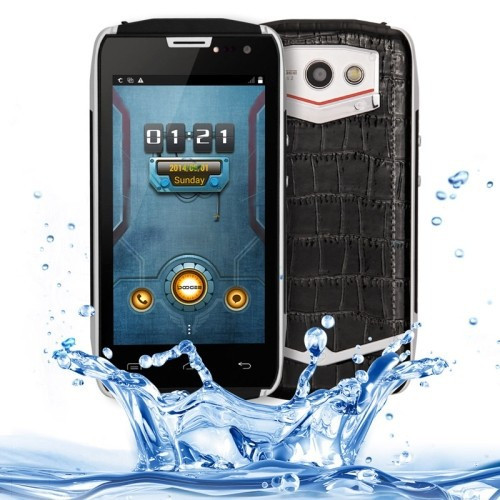 Doogee DG 700 Titans 2 - защищенный смартфон, обзор с crash тестом