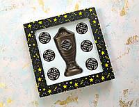 Шоколадний Кубок з набором номінацій найкращому татові