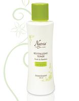 Natria «Fresh and Flawless» Восстанавливающий тоник на натуральных экстрактах c витаминами А, В5,С, Е