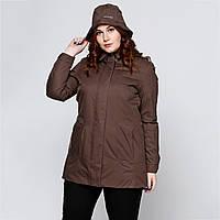 Куртка Geox W5421C COFFEE BEAN 44 Коричневый W5421CCB, КОД: 705863