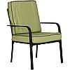 Комплект Veracruz черный/салатовый (Диван 2-хместный+2 кресла+стол) ТМ AMF, фото 4