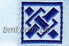 Жаккардовые этикетки для швейных изделий