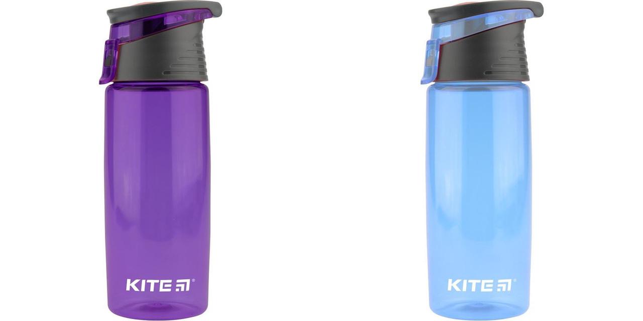Бутылка для воды Kite 550 мл K18-401-05 Фиолетовая