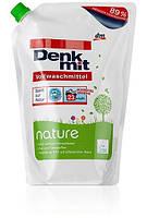 Denkmit натуральное средство для стирки гель  Vollwaschmittel nature 1.5л (23ст)