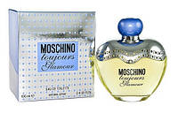 MOSCHINO TOUJOURS GLAMOUR EDT 100 мл женская туалетная вода