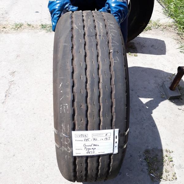 Грузовые шины б.у. / резина бу 285.70.r19.5 Goodyear Regional RHT2 Гудиер