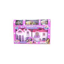 Ляльковий будиночок зі світлом та звуком