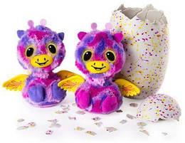 Интерактивная игрушка Hatchimals с двойняшками (Хетчималс близнецы) CH-303
