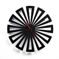 Деревянные настенные часы Moku Shibuya 38 x 38 см 0108, КОД: 1076168