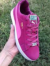 Женские кроссовки Puma  Suede, фото 3