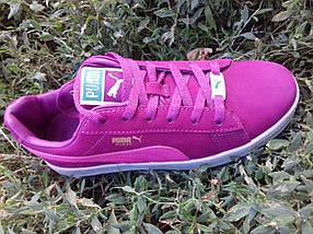 Женские кроссовки Puma  Suede, фото 2
