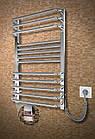Полотенцесушитель электрический Mario Гера-Люкс-I 800x500 + таймер-регулятор, фото 3