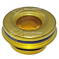 Уплотнение торцевое водяного насоса ЯМЗ-7511, 236Б2 19x40/44x11 Евро (фибра) латунь