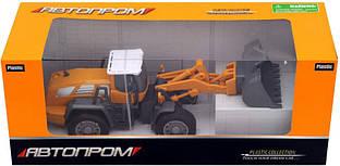 Бульдозер игрушечный Royaltoys Стройтехника 7758 (Бульдозер) SKU_7758