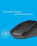 Мышь Logitech M330 Silent Plus Wireless Black (910-004909), фото 10