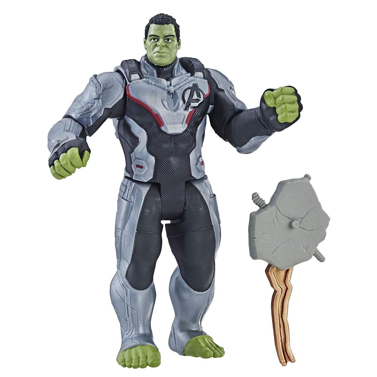 Игрушка-фигурка Hasbro Халк, Мстители Финал, 15 см - Hulk, Avengers Endgame