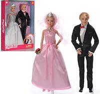 Набор кукол DEFA Семья DEFA 8305 жених и невеста SKU_8305