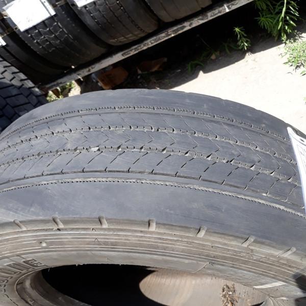 Шины б.у. 265.70.r19.5 Bridgestone R227 Бриджстоун. Резина бу для грузовиков и автобусов