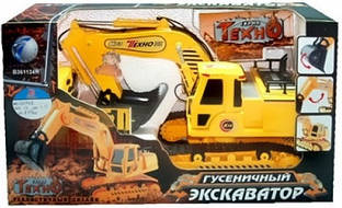 Экскаватор игрушечный Tongde Экскаватор  р/у, 361134 R/8896 A SKU_361134/8896А
