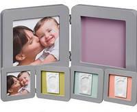 Фото и отпечаток ребенка в рамке Baby Art