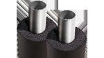 Теплоизоляция для труб Ø102/19 мм Kaiflex EF-E (каучук)