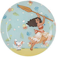 Тарелка десертная Luminarc Disney Vaiana d 20 см Стеклянная psgLUM-N3951, КОД: 945214