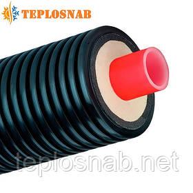 Труба предизолированная AustroPUR single 110x10,0x240 Plus PE-Xa