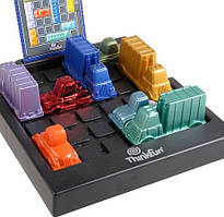 Головоломка Royaltoys Игра-головоломка Rush Hour Deluxe (Час пик Дэлюкс) ThinkFun 5050 SKU_5050