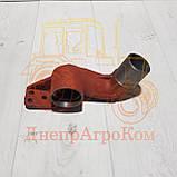 Колено под турбину ЮМЗ РМ-80 80-1205039 , фото 2